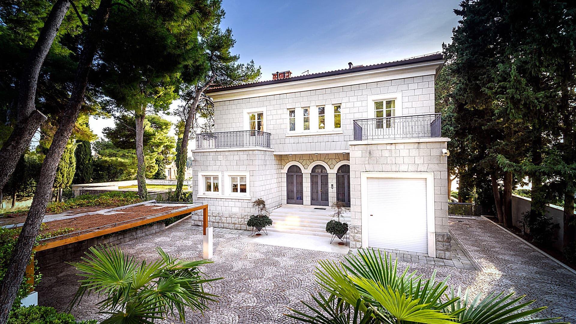 Villa Villa Capoli, Location à Dalmatie