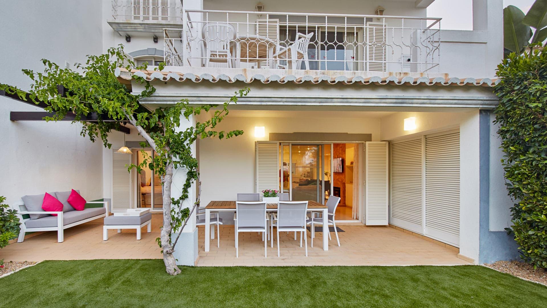 Villa Appartement Bamios, Location à Algarve