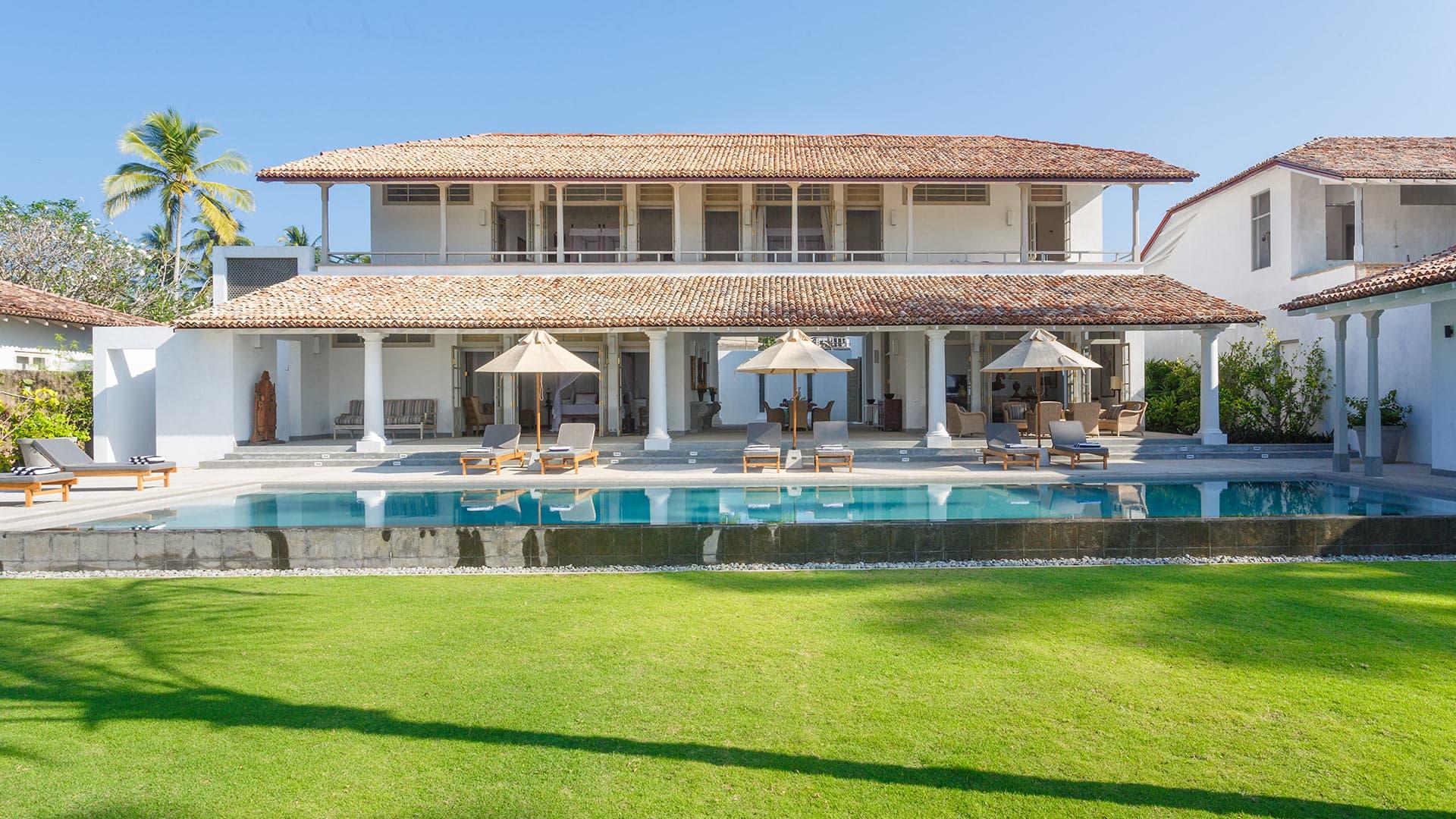 Villa Villa Lambaho, Location à Galle