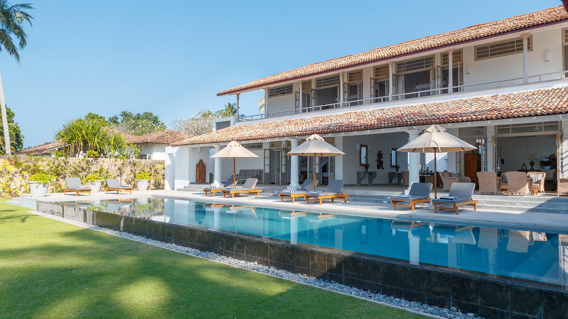Villa Villa Kanati, Location à Galle