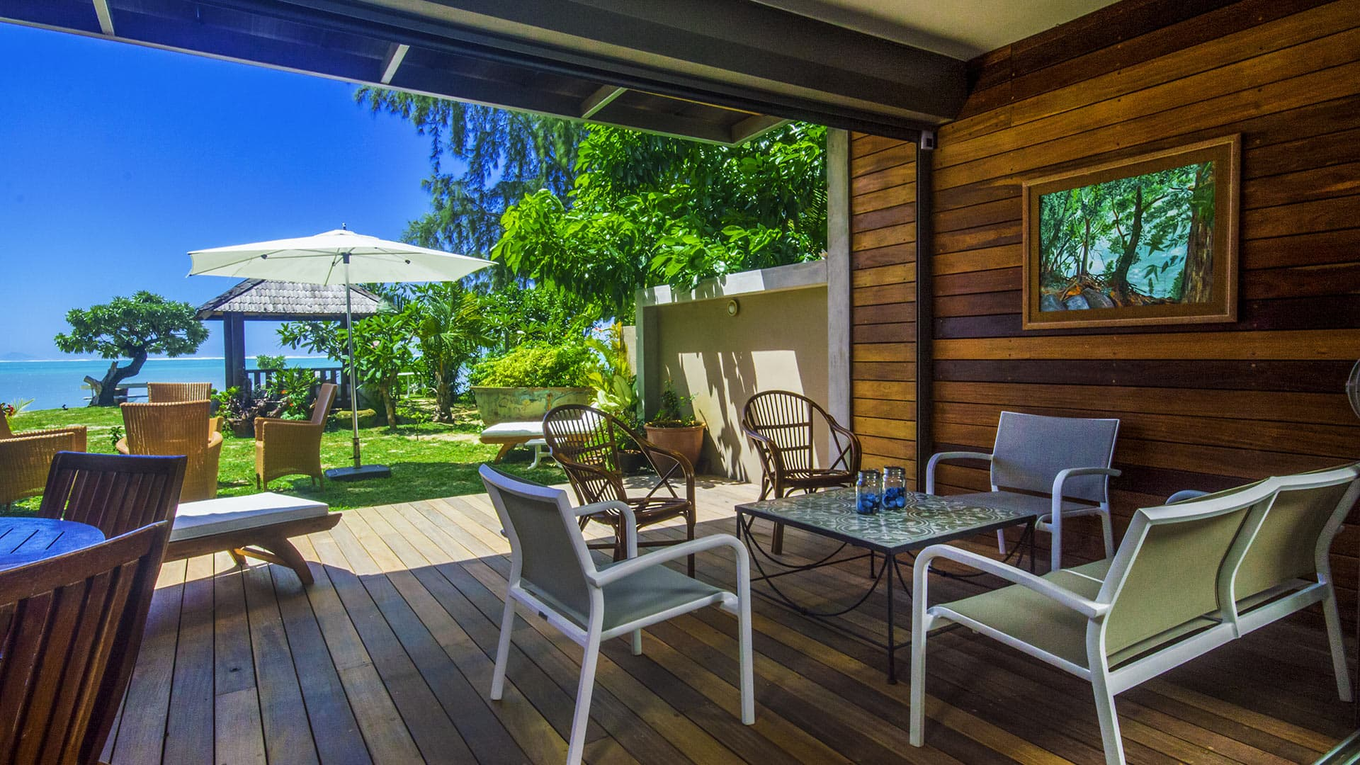 Villa Villa Hibiscus I, Rental in Mauritius North