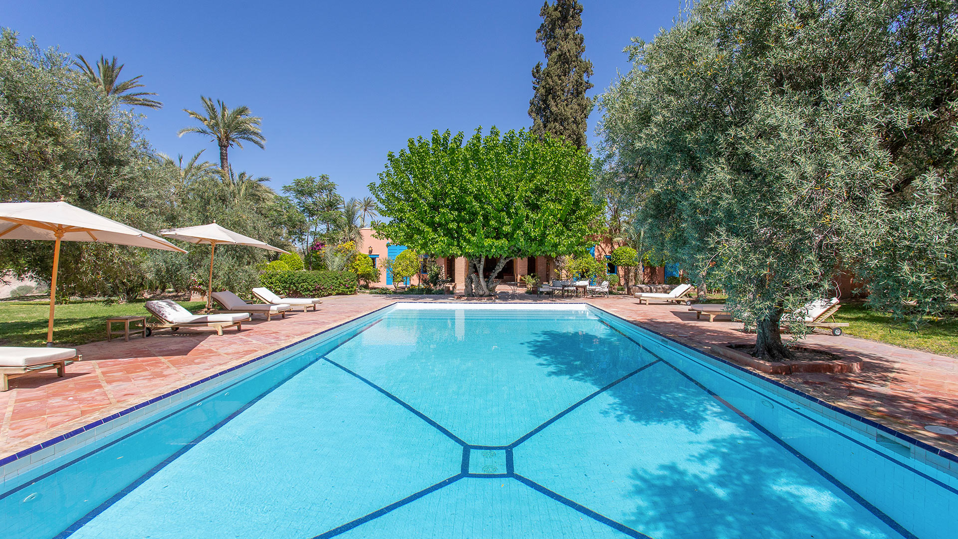 Villa Jnane Rommane, Rental in Marrakech