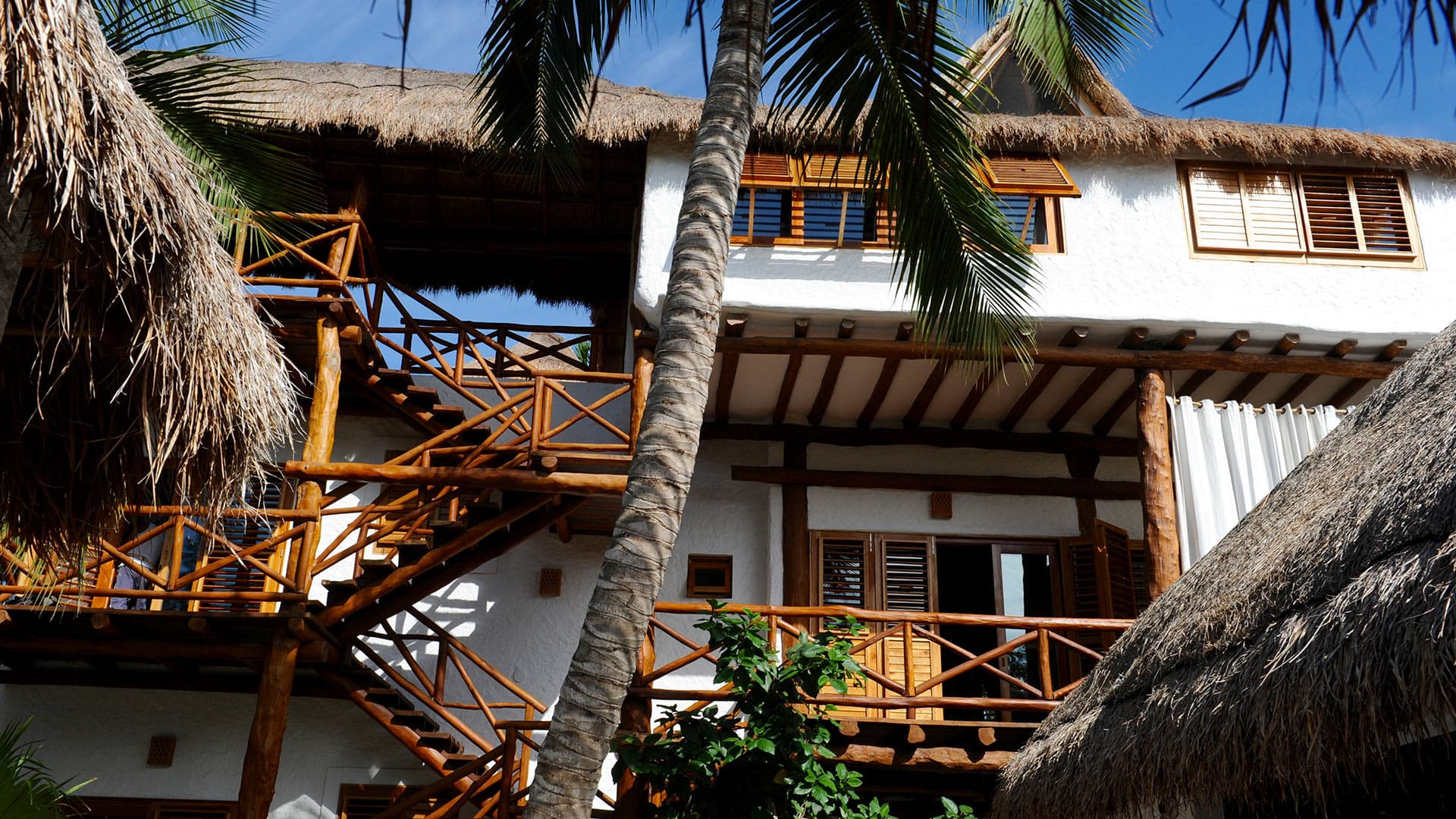 Villa Casa Blanca, Ferienvilla mieten Yukatan