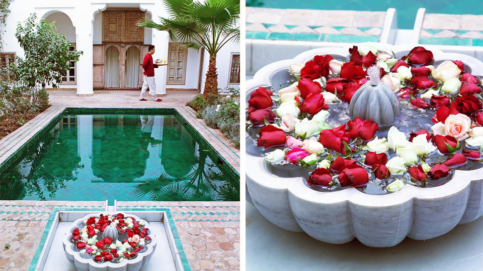 Villa Riad Mez, Location à Marrakech