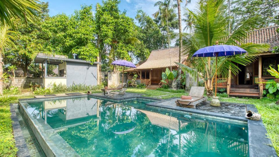 Villa Villa Ubud, Location à Bali