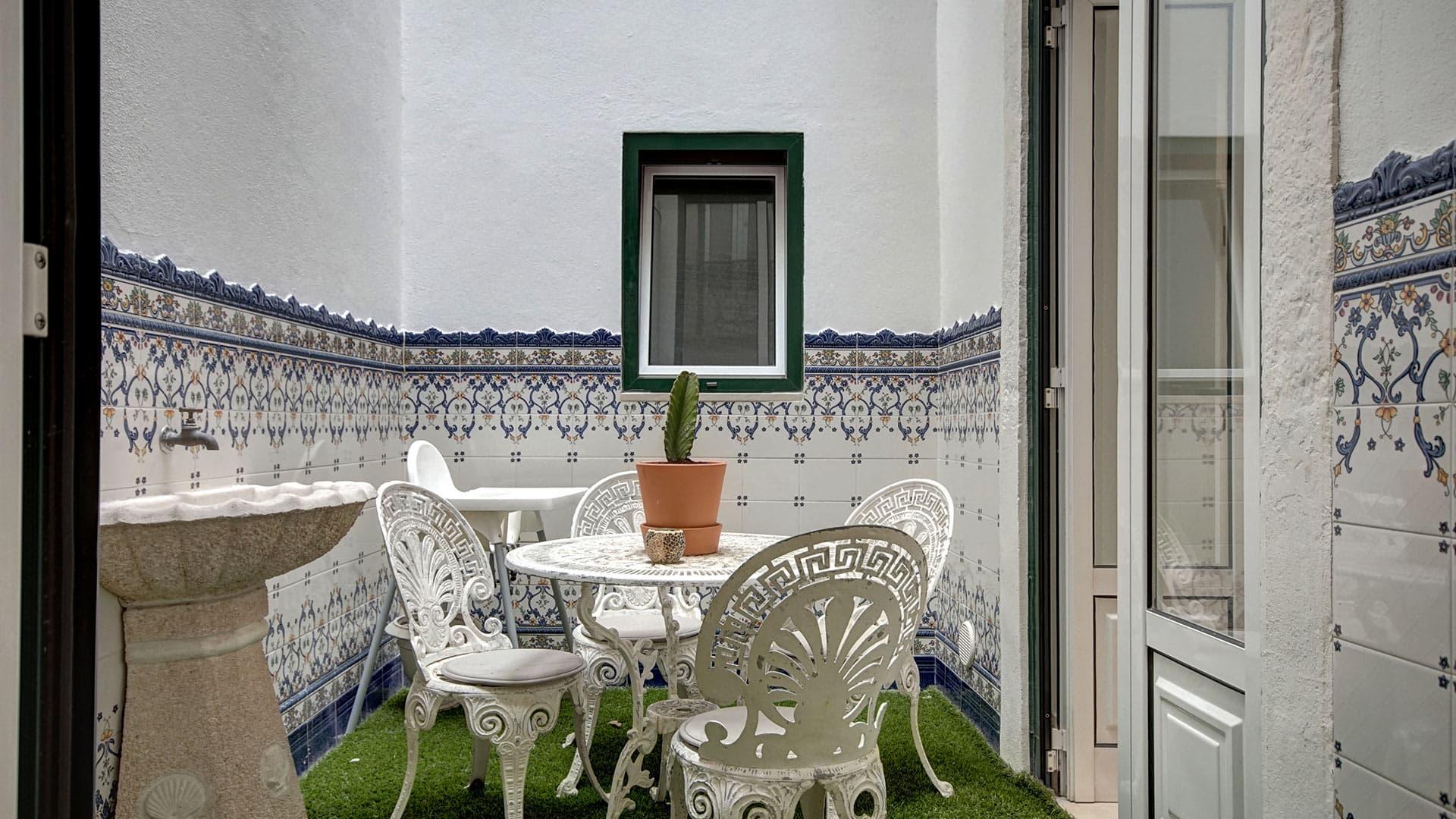 Villa Sao Bento, Location à Lisbonne