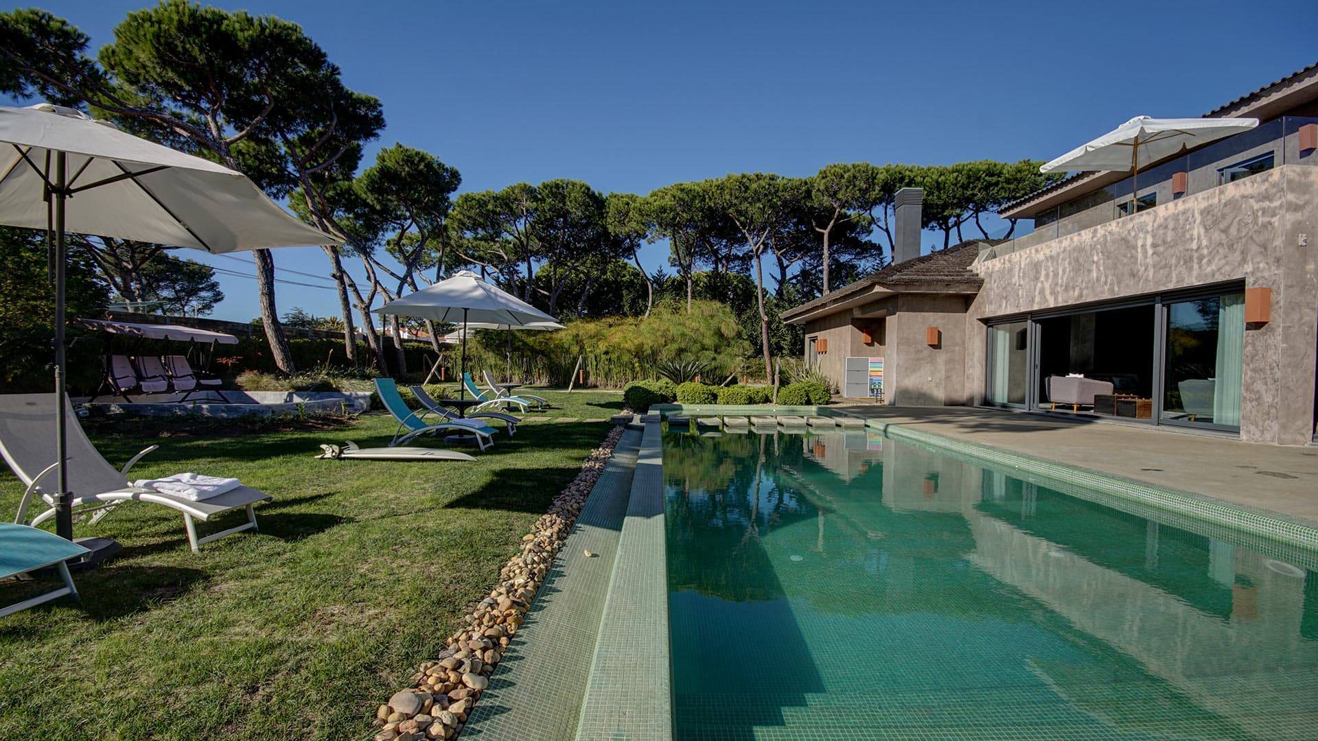 Villa Villa Genarios, Location à Cascais