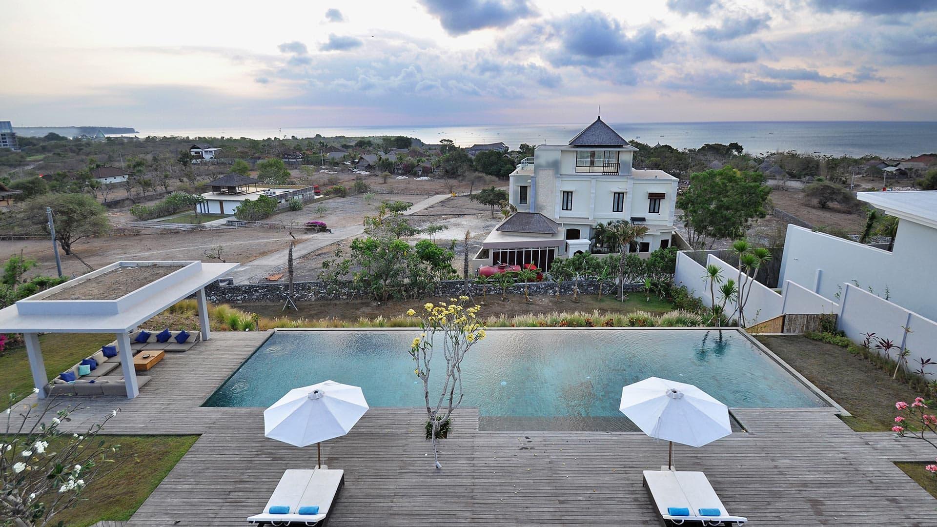 Villa Villa Bukit, Location à Bali