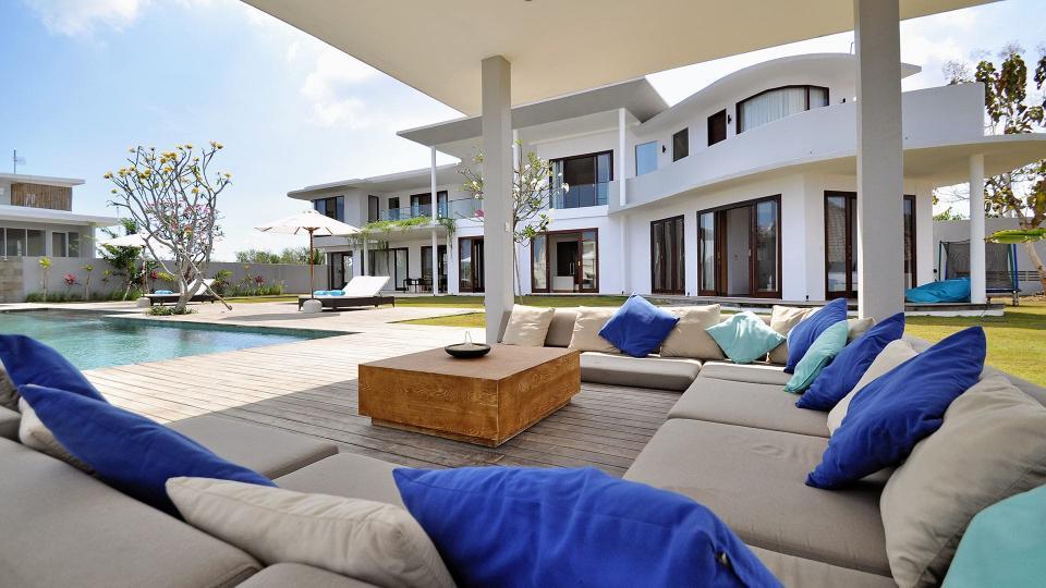 Villa Villa Bukit,