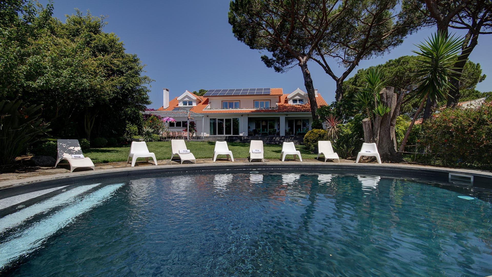 Villa Villa Birre, Location à Cascais