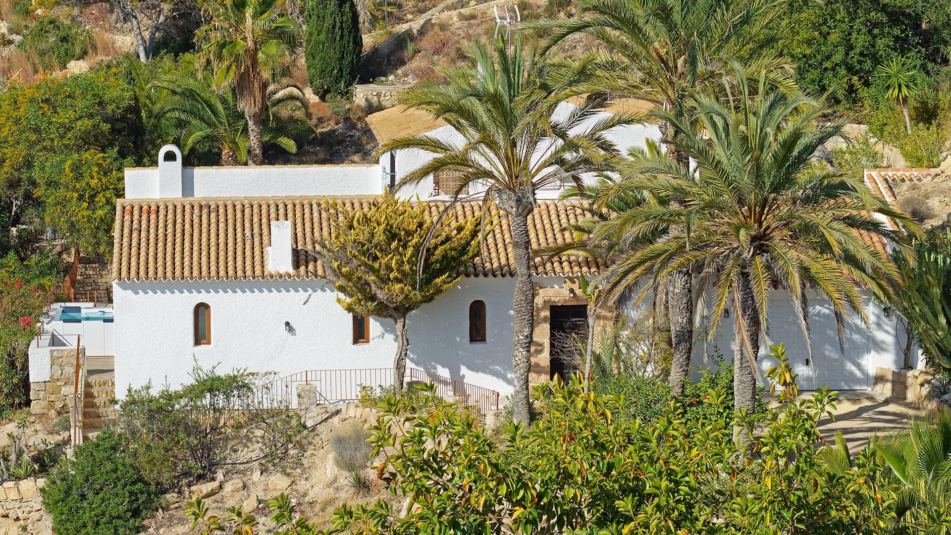 Villa Villa Joiosa, Location à Alicante