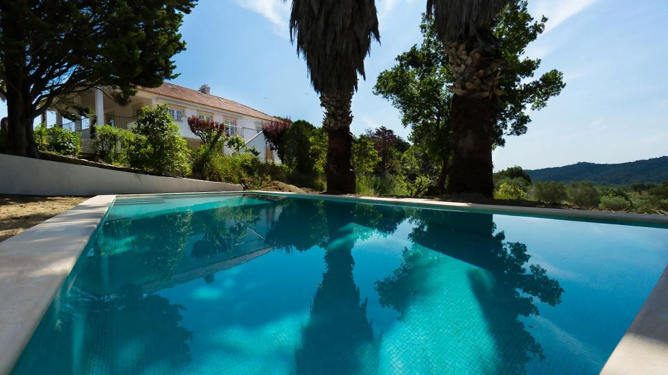 Villa Villa Alcube, Location à Lisbonne