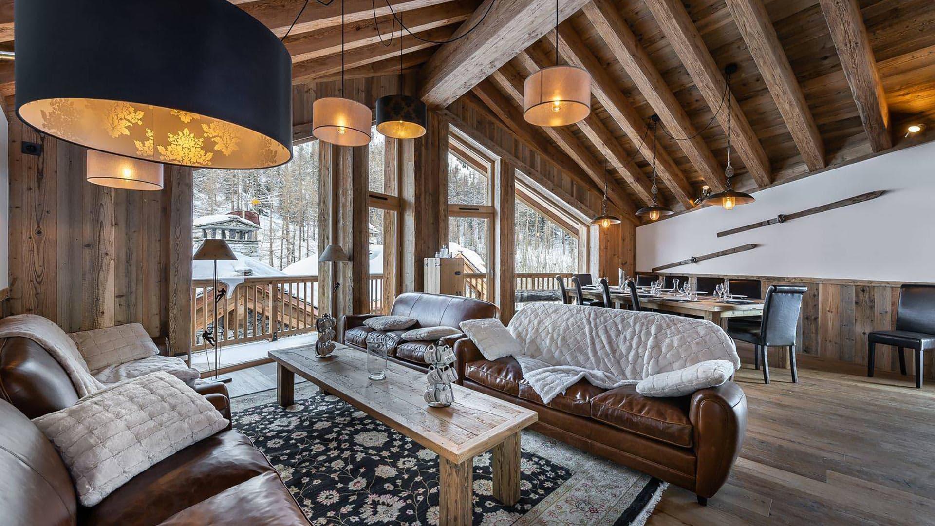 Villa Appartement Sylvain, Location à Alpes du Nord