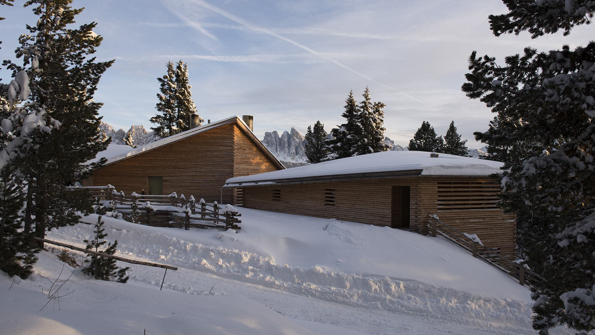 Villa Chalet Odles, Location à Alpes
