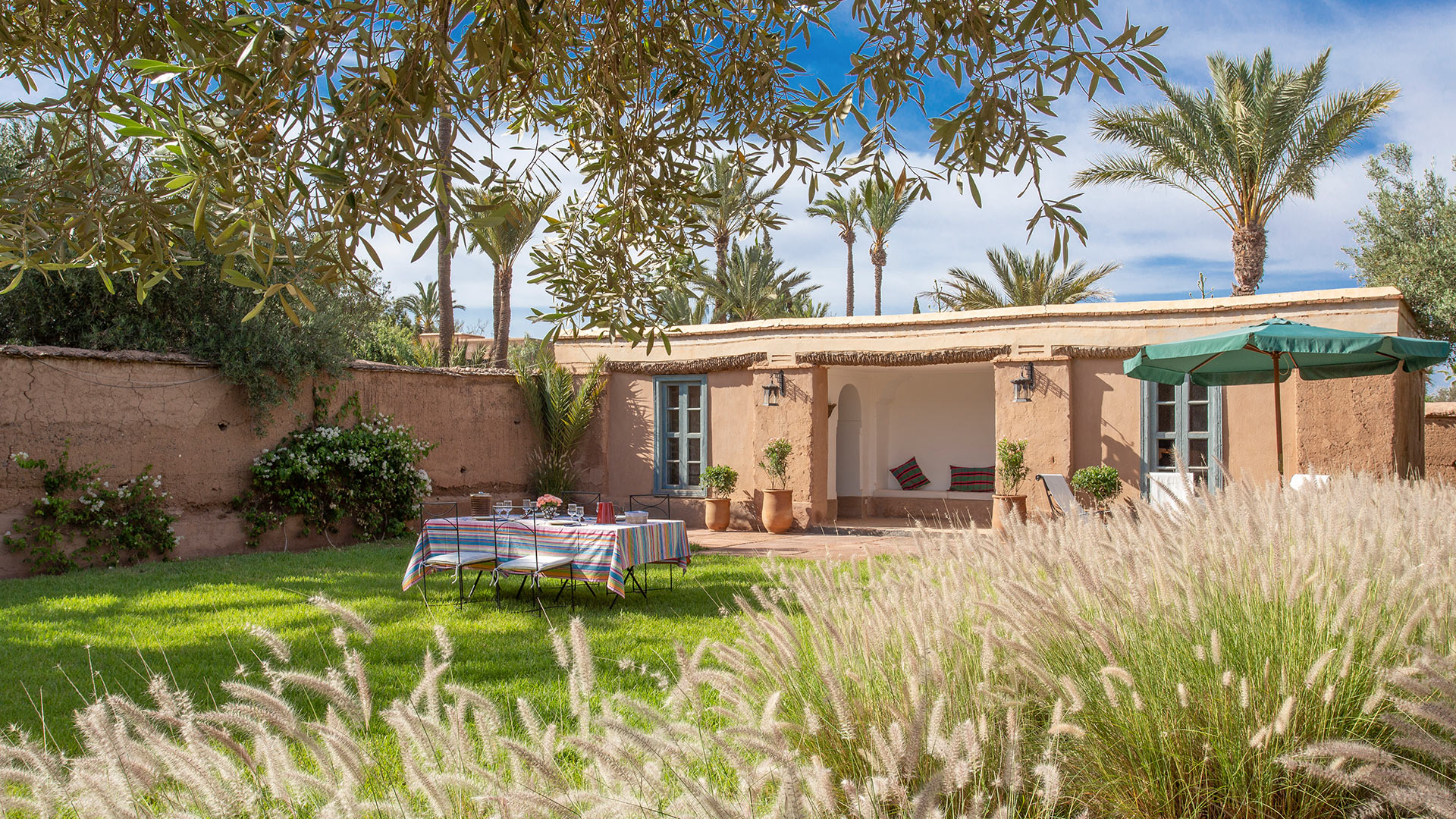 Villa Villa Cyperus, Rental in Marrakech