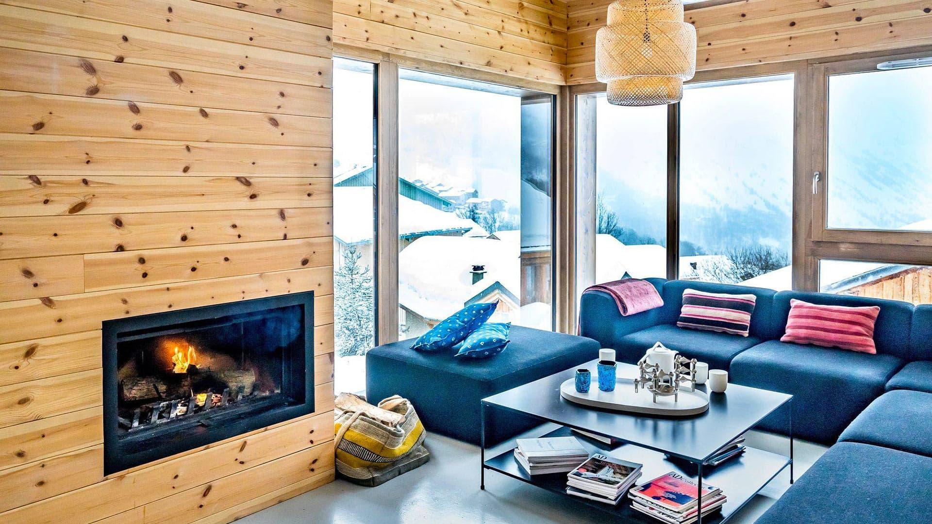 Villa Chalet Lumière, Location à Alpes du Nord
