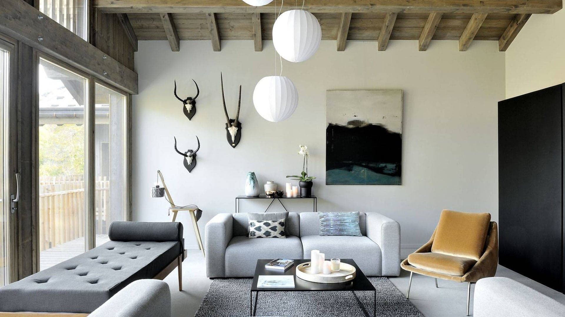 Villa Appartement Blanc, Location à Alpes du Nord