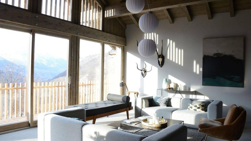 Villa Appartement Blanc, Rental in Northern Alps