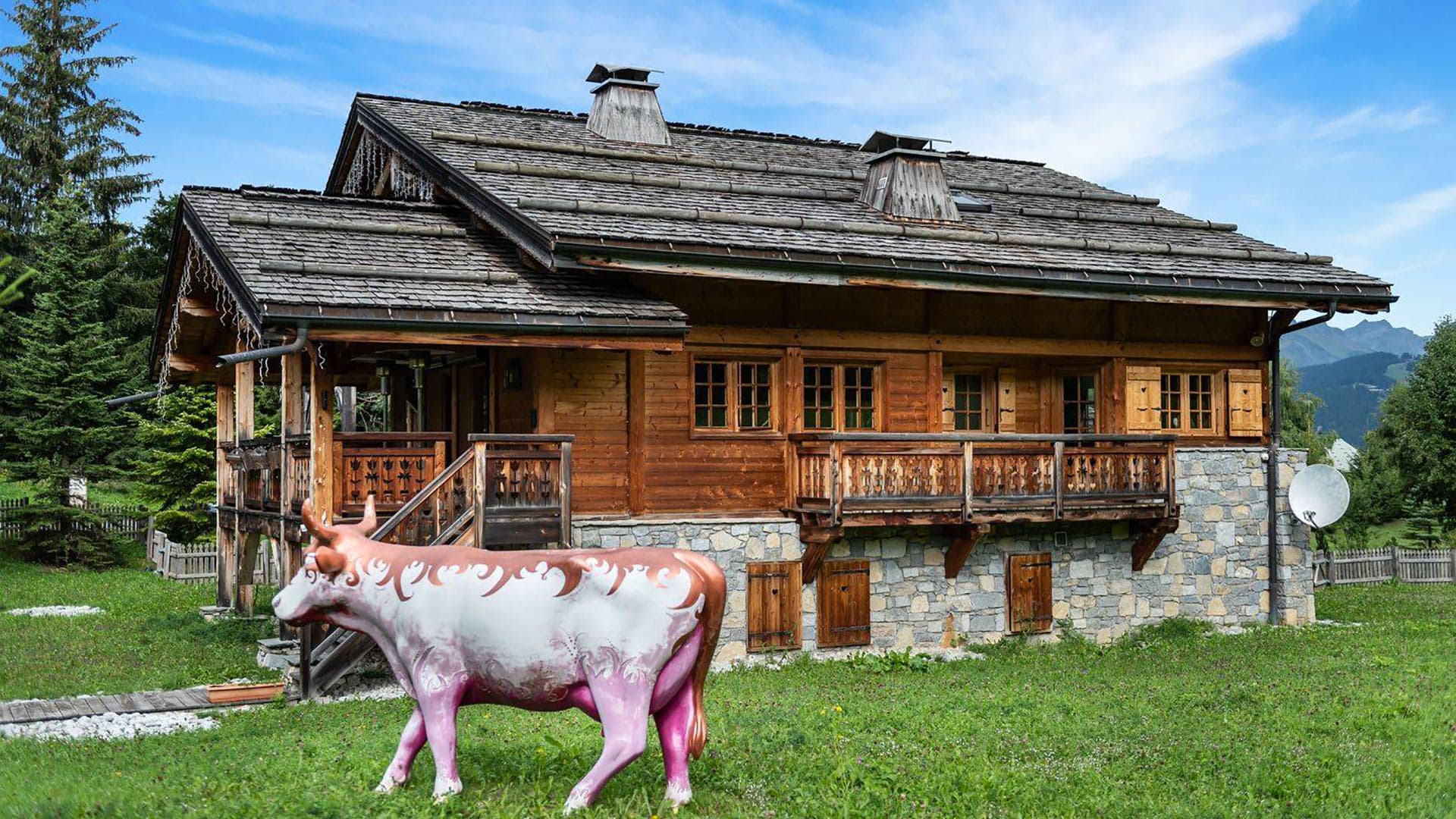 Villa Chalet Sweto, Rental in Northern Alps