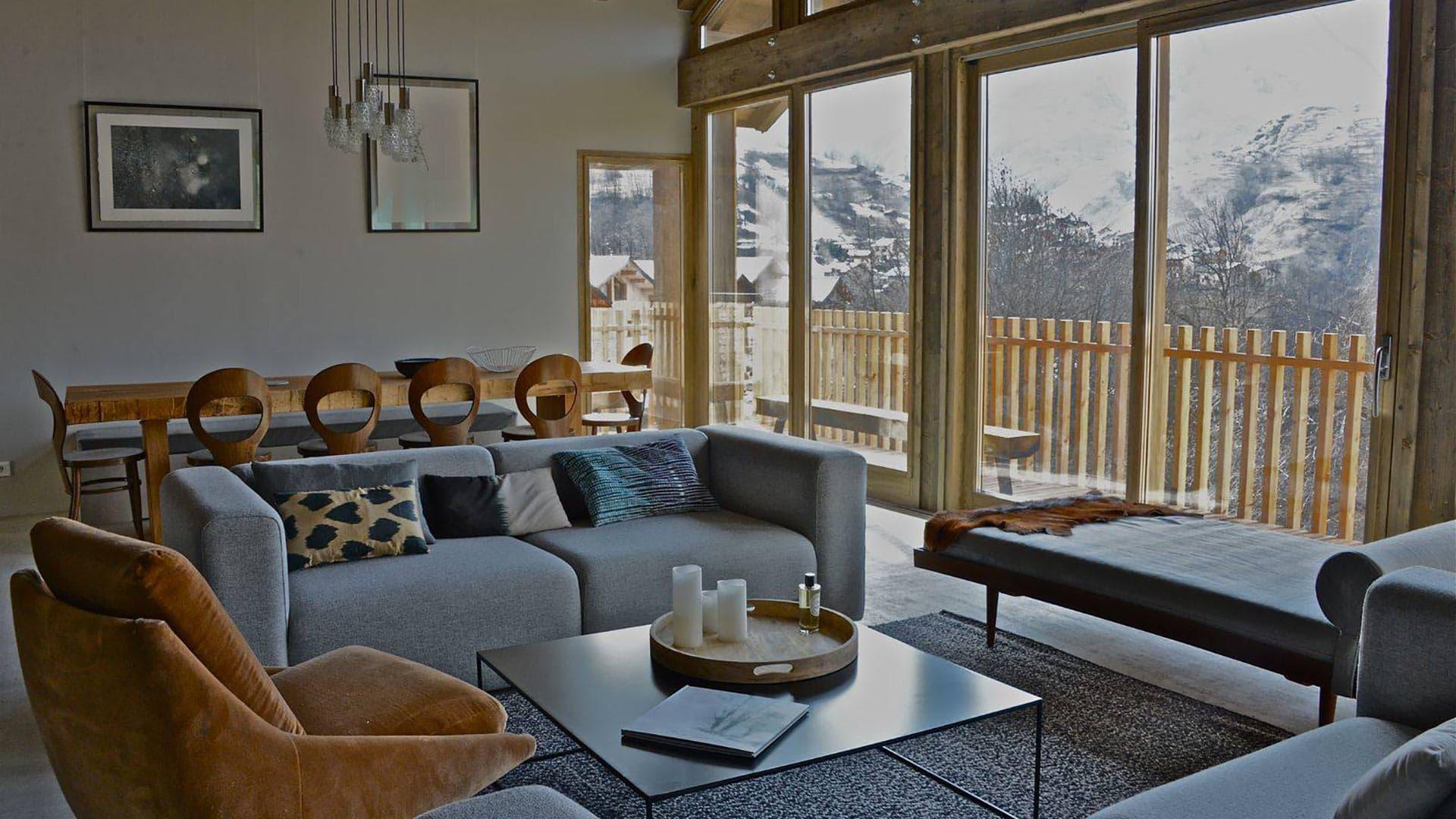 Villa Snow Home, Location à Alpes du Nord