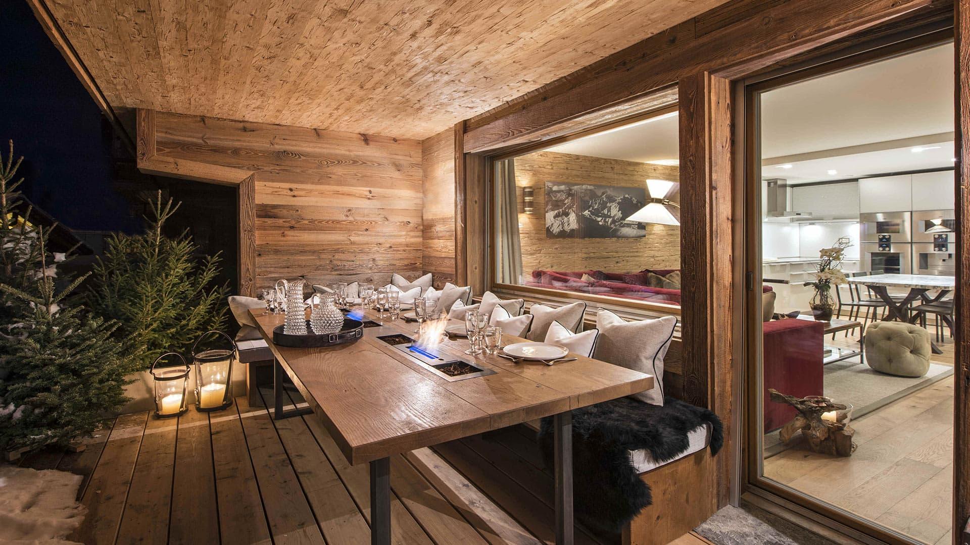 Villa Appartement Klimpo, Location à Alpes suisses