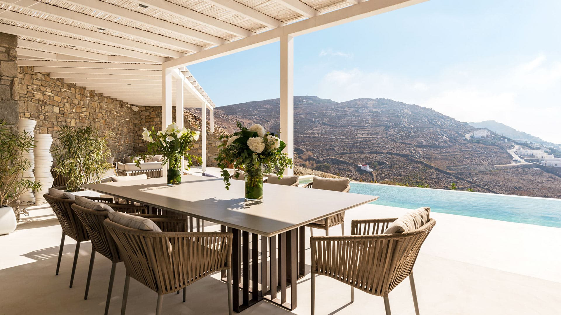 Villa Sea Gaze, Location à Cyclades - Mykonos