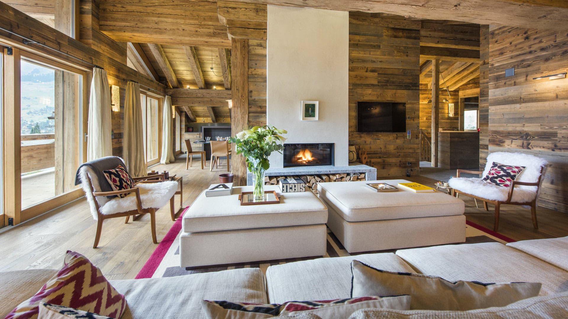 Villa Chalet Nature, Location à Alpes suisses
