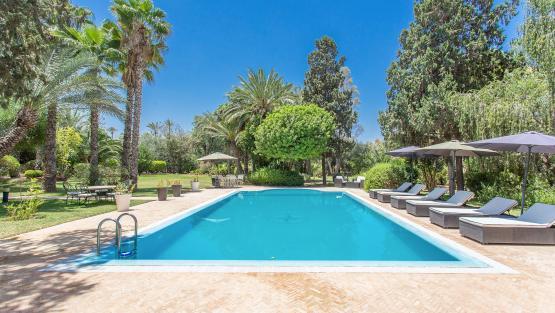 Villa Villa Ardeme, Rental in Marrakech
