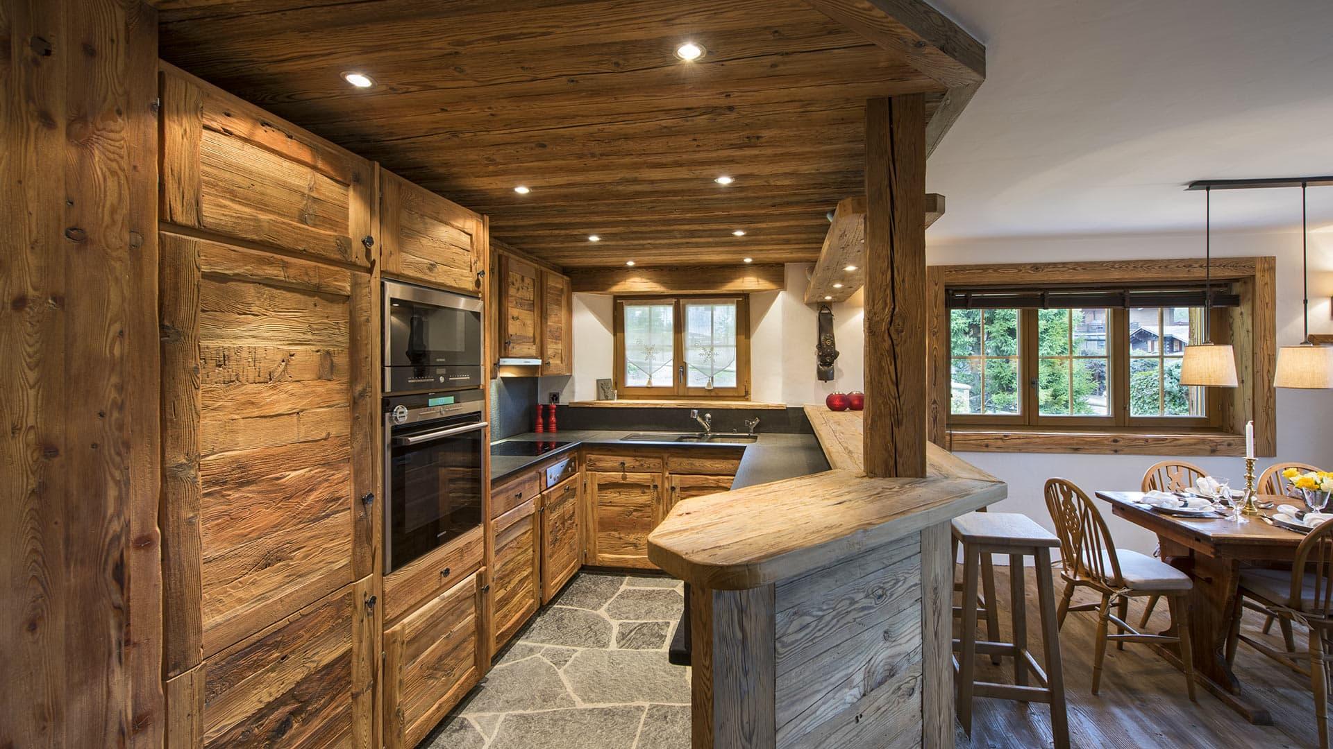 Villa Apartment History, Location à Alpes suisses
