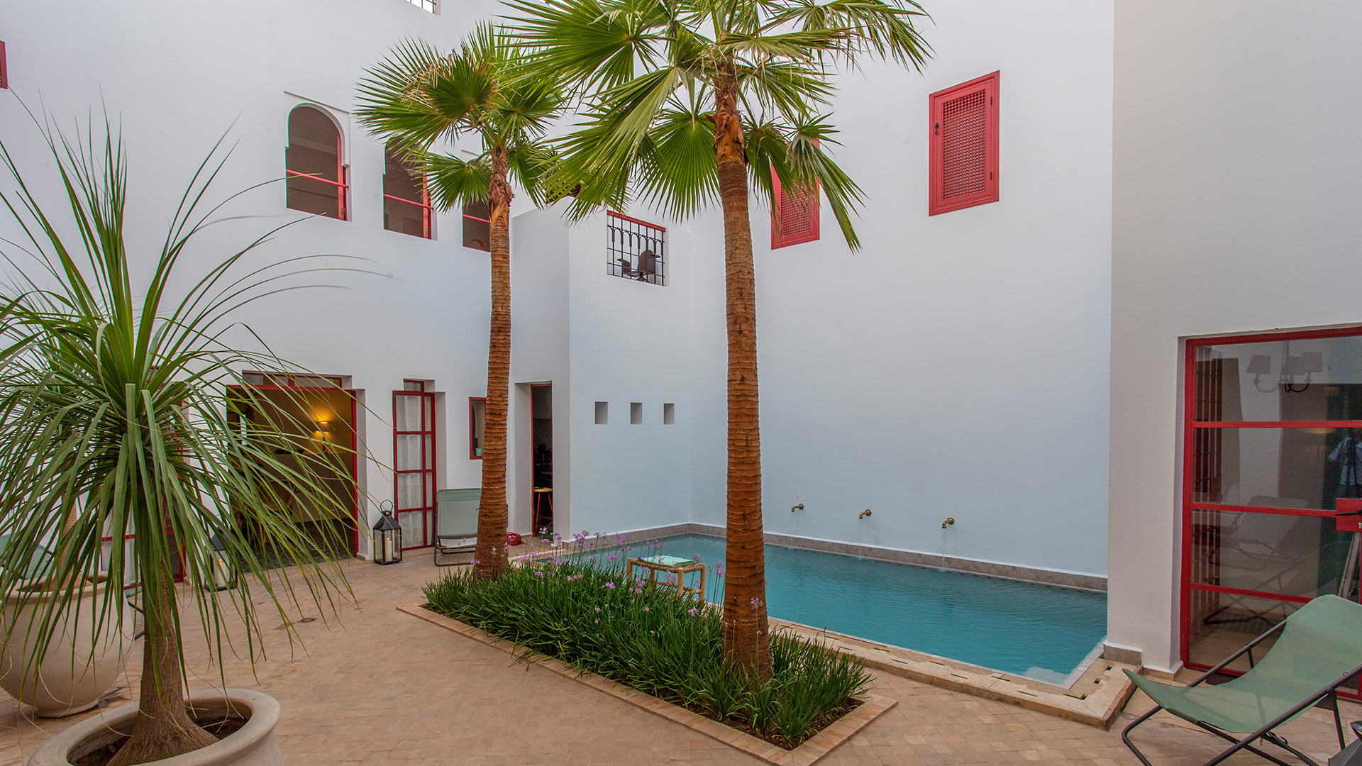 Villa Dar Mayeul, Location à Marrakech