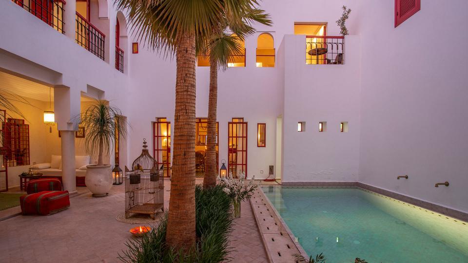 Villa Dar Mayeul, Location à Marrakech