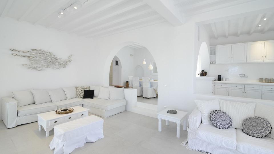 Villa Villa Blue Eyes, Location à Cyclades - Mykonos