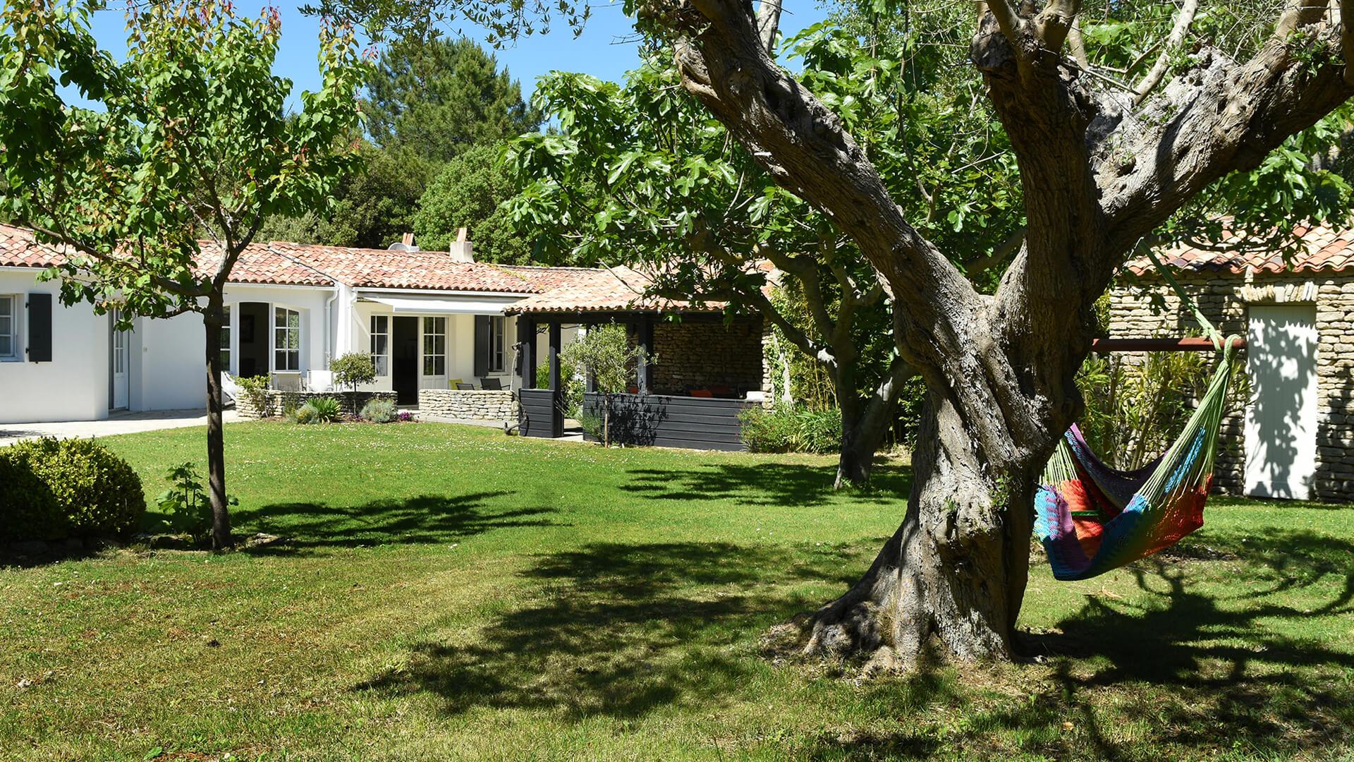 Villa Villa La Filatte, Location à Île de Ré