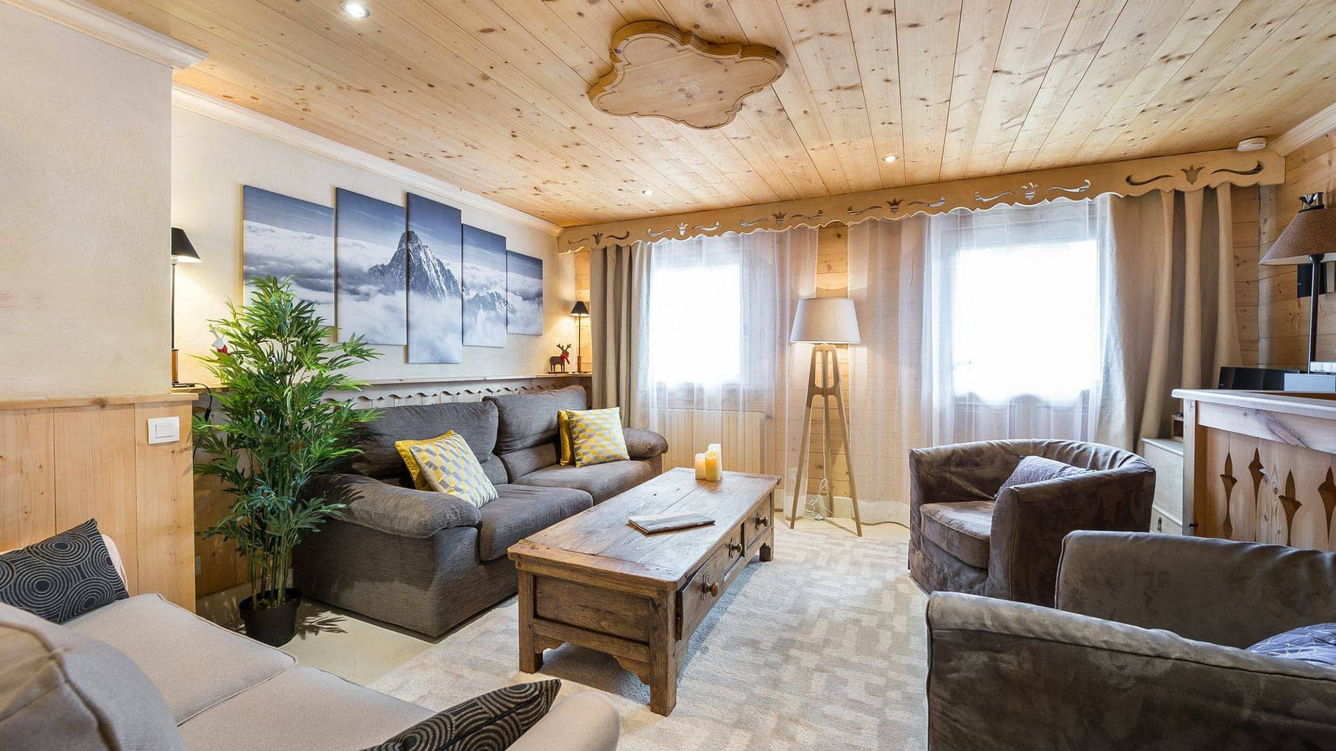Villa Chalet Stanley, Location à Alpes du Nord