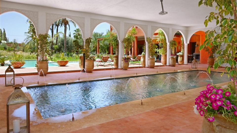Villa Villa Onolu, Rental in Marrakech