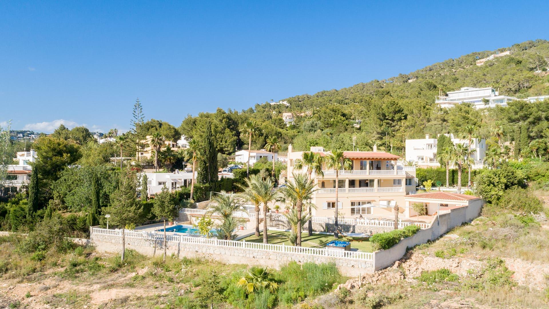Villa Villa Azul, Location à Ibiza