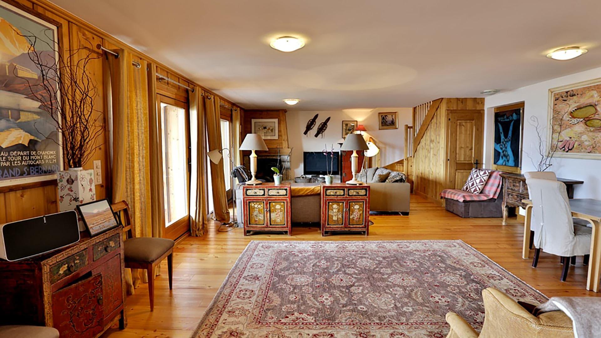 Villa Chalet Silko, Location à Alpes suisses