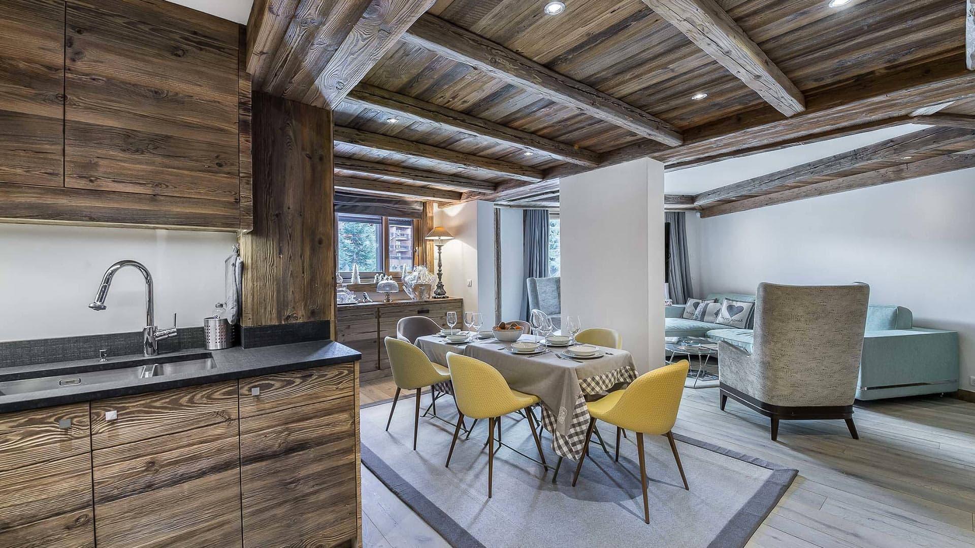 Villa Appartement Turquoise, Location à Alpes du Nord