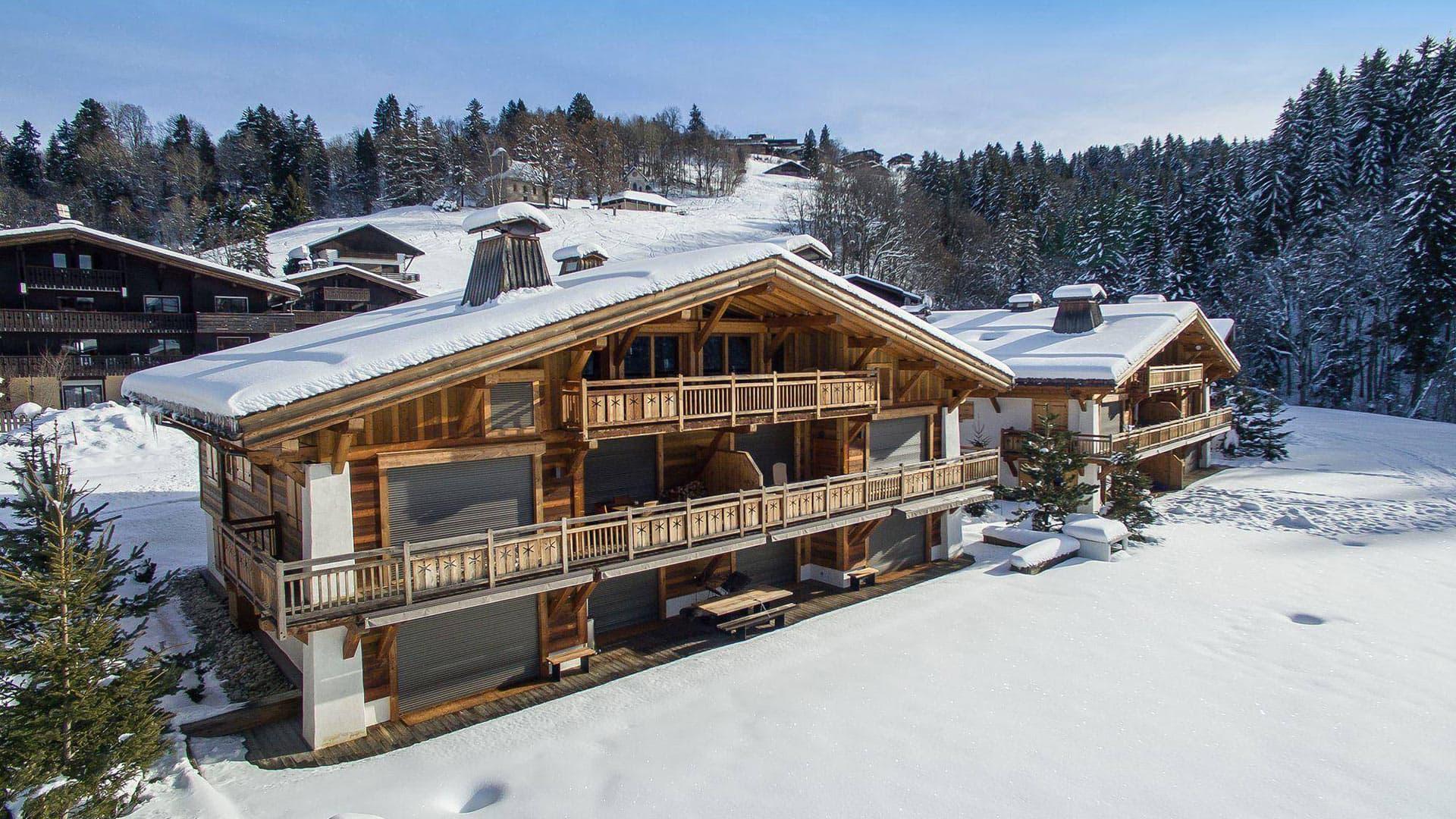 Villa Appartement B4, Location à Alpes du Nord
