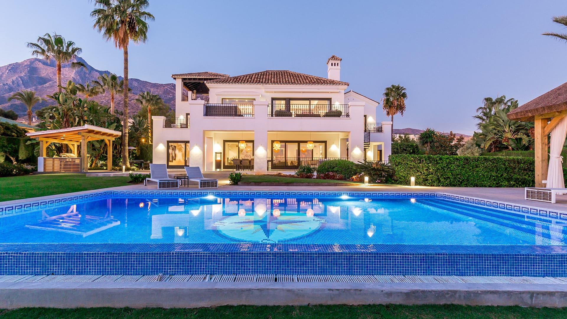 Villa Villa Mirror, Rental in Andalusia