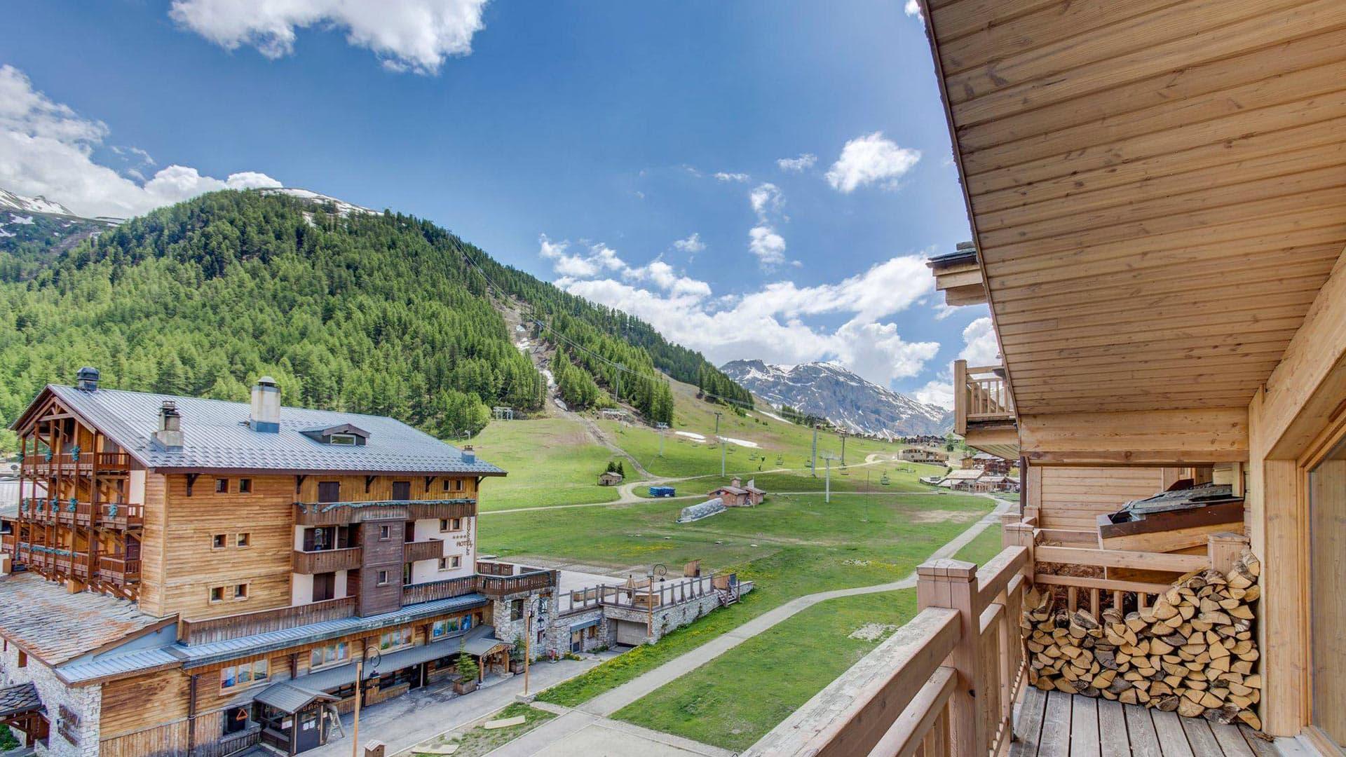Villa Appartement Rosé, Location à Alpes du Nord