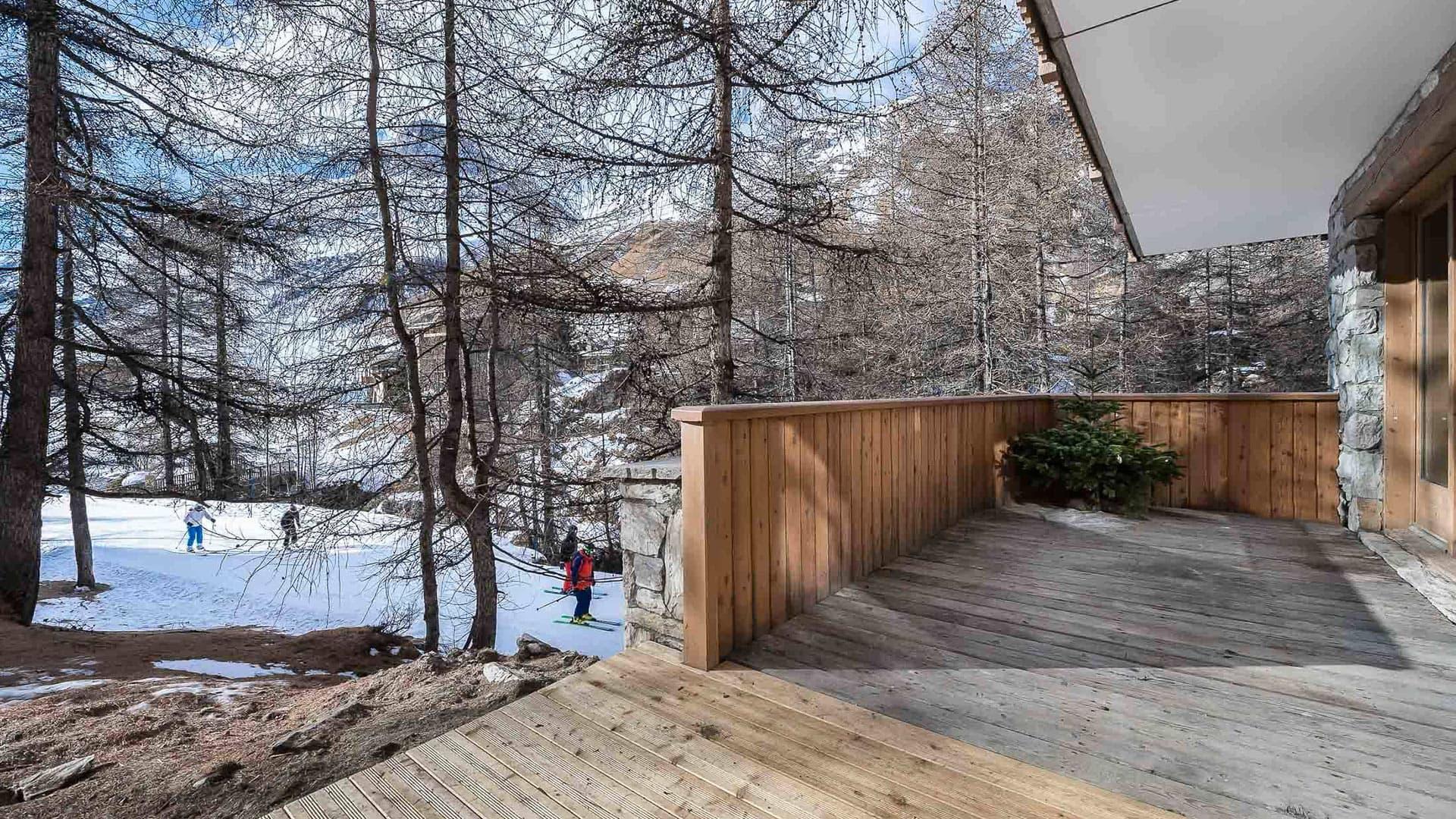 Villa Appartement Cika, Location à Alpes du Nord