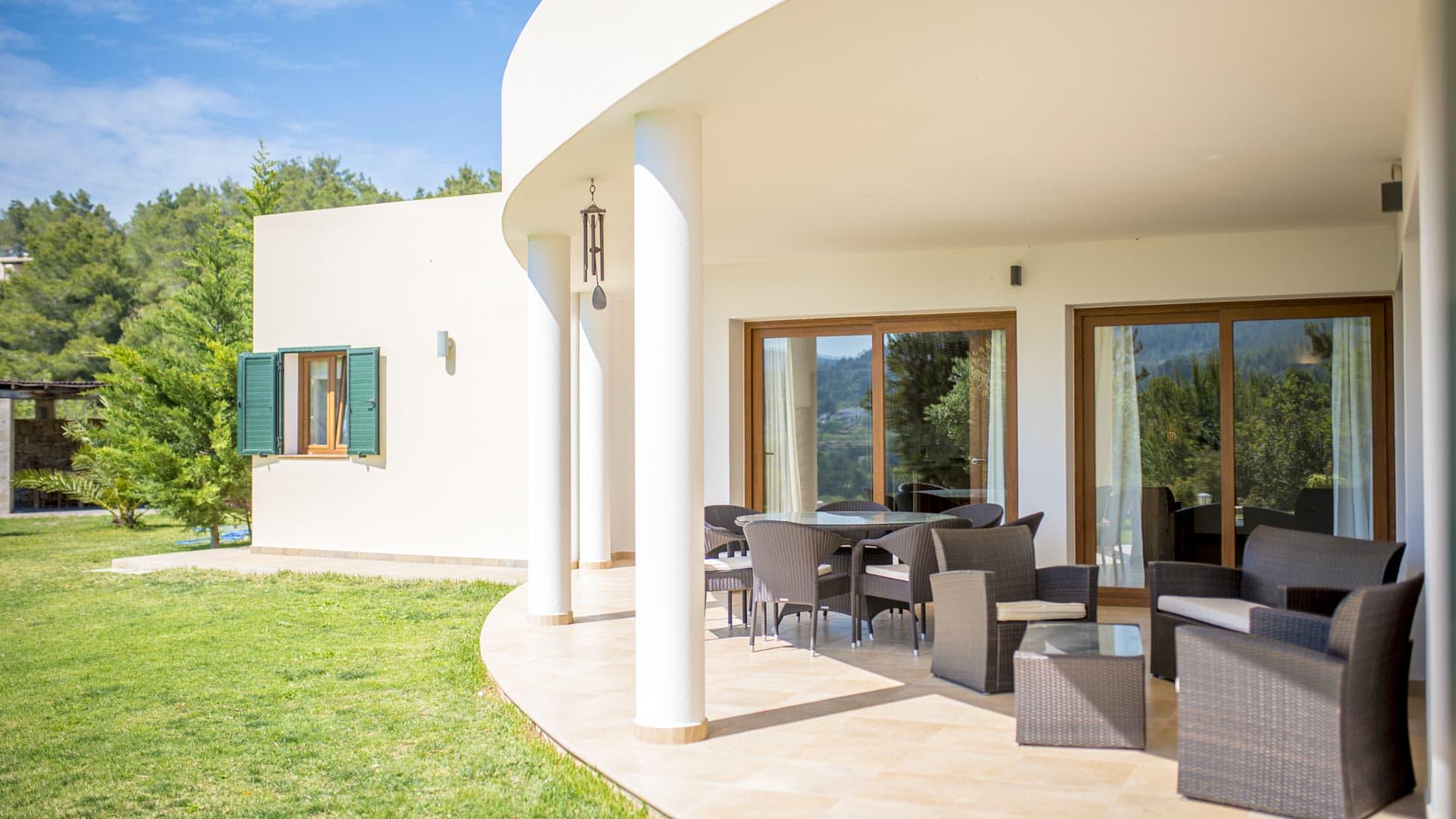 Villa Villa Tyson, Location à Ibiza