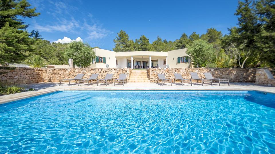 Villa Villa Tyson, Rental in Ibiza