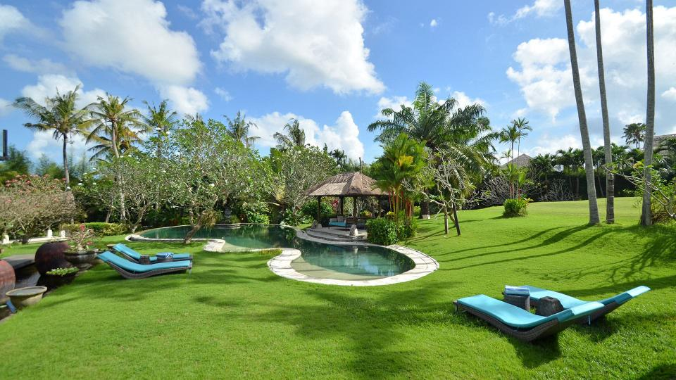 Villa Villa Rivera, Location à Bali
