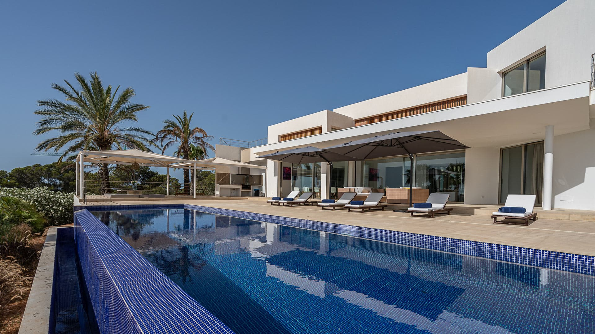 Villa Villa Vivo, Location à Ibiza