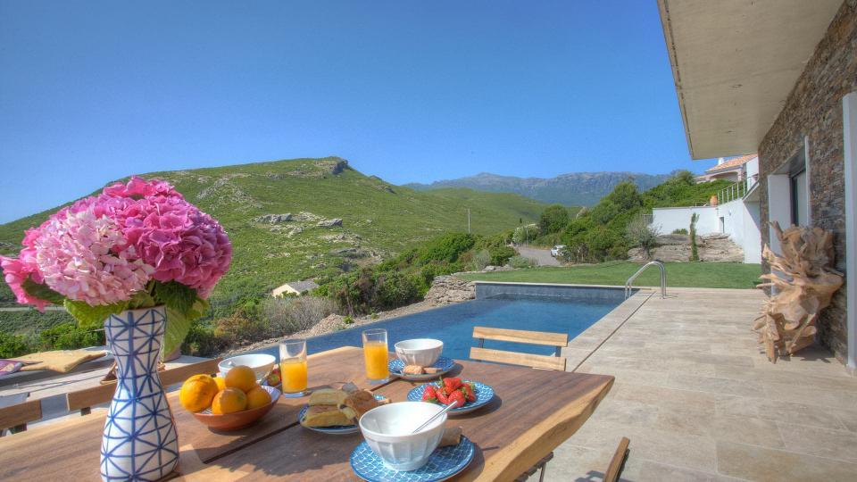 Villa Villa Solar, Location à Corse