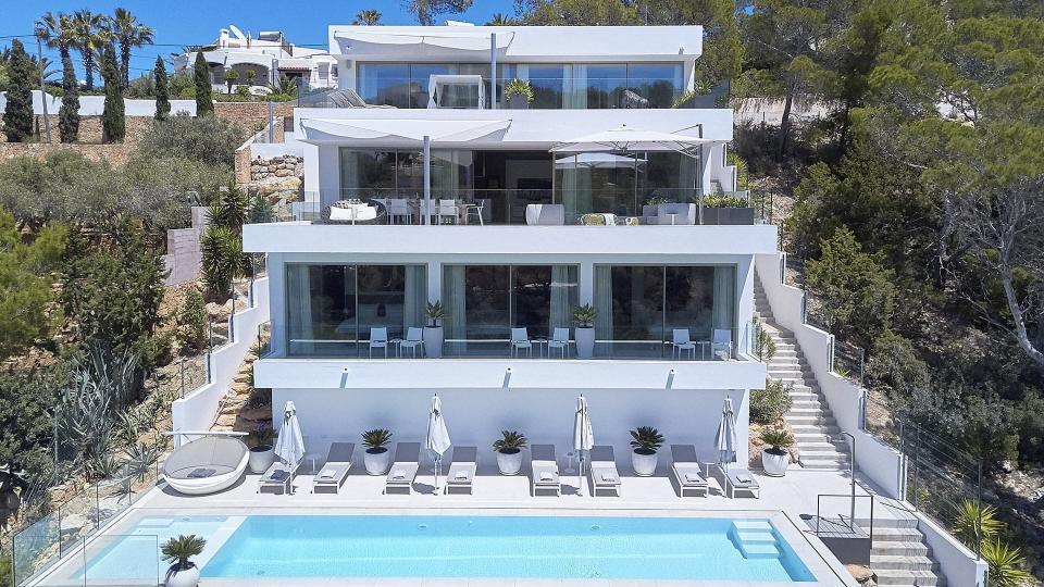 Villa Villa Virotem, Rental in Ibiza