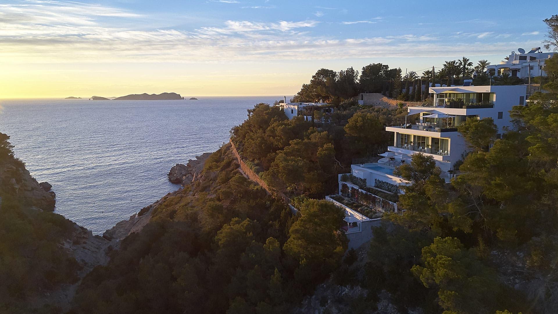 Villa Villa Virotem, Location à Ibiza
