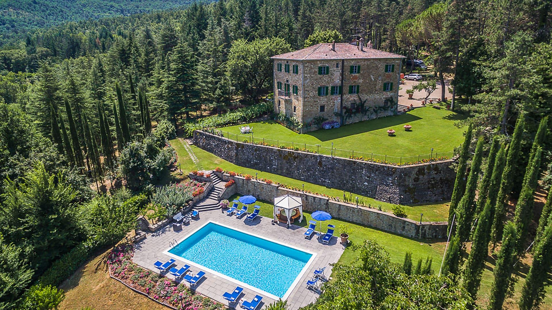 Villa Villa Rosadi, Location à Toscane